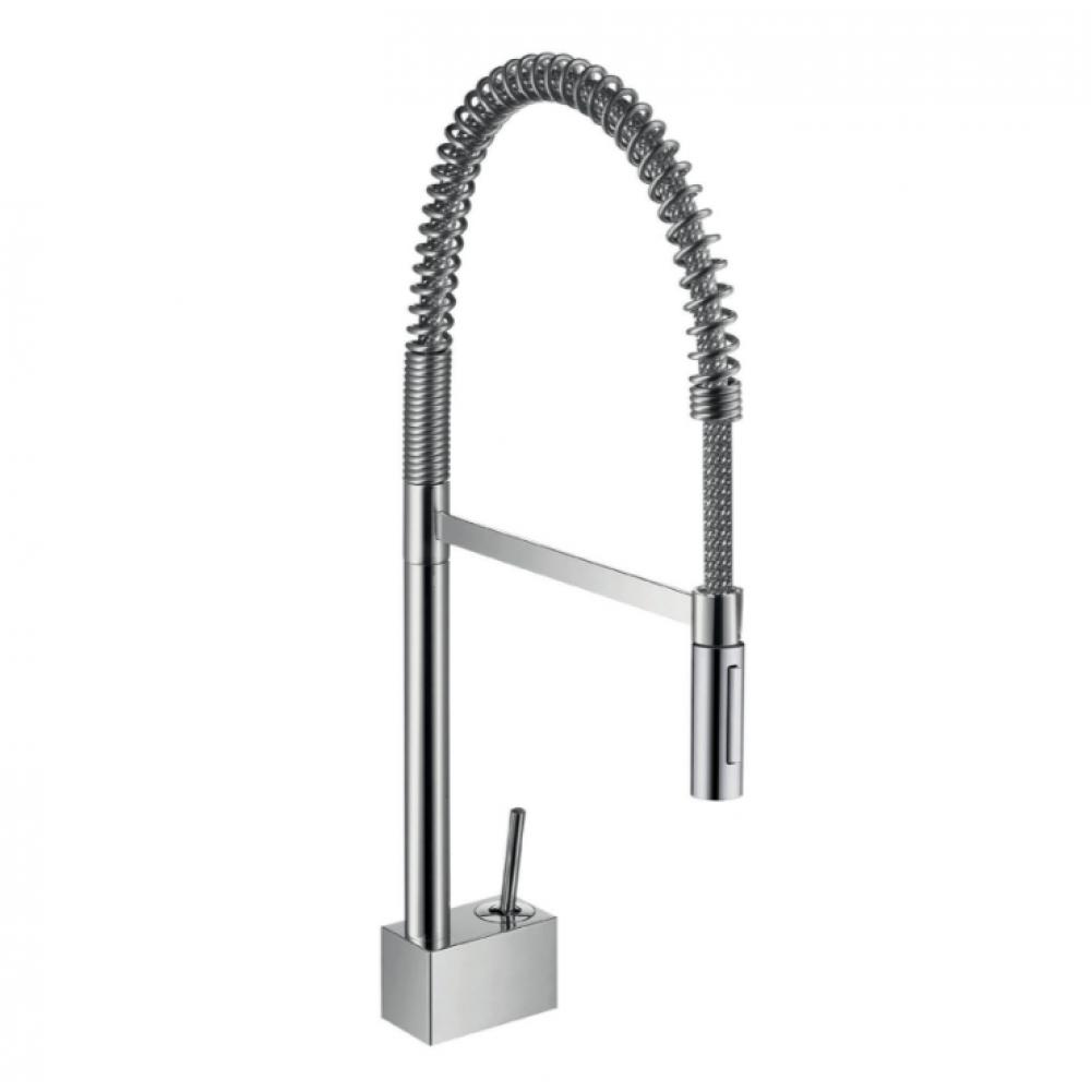 Кухонный смеситель AXOR Starck 240 мм Semi-Pro  10820800