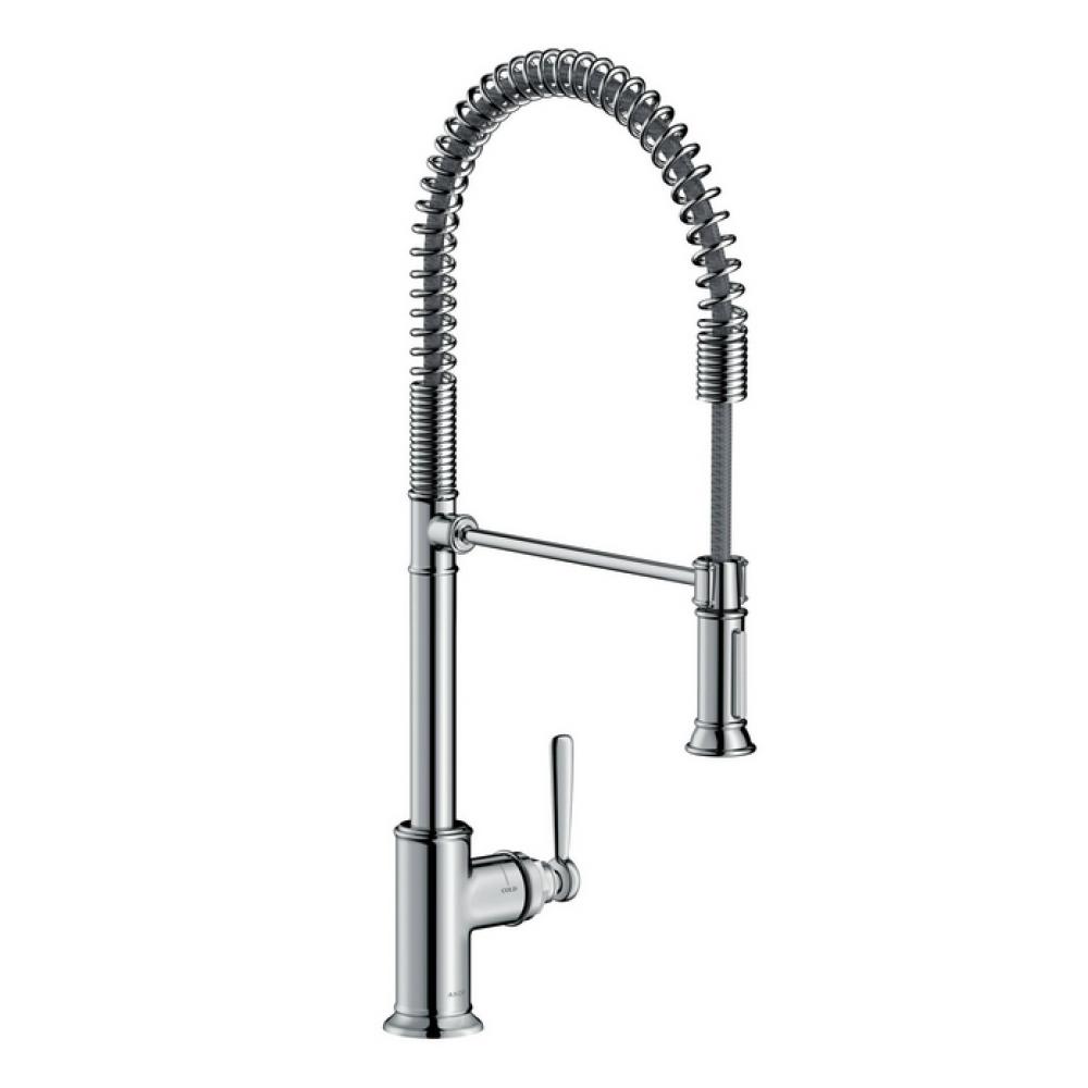 Кухонный смеситель AXOR Montreux 210 мм Semi-Pro Eco  16585000