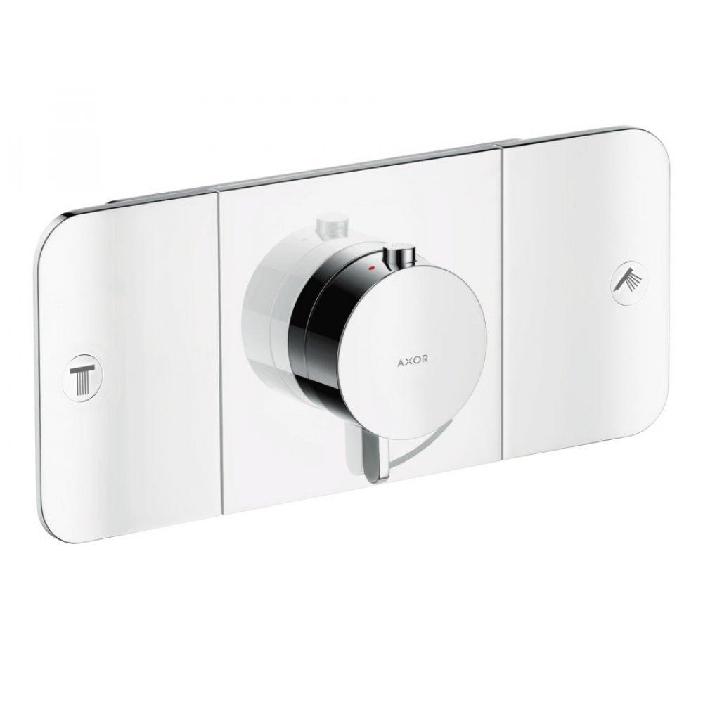 Модуль термостата для 2 потребителей скрытого монтажа AXOR One  45712800