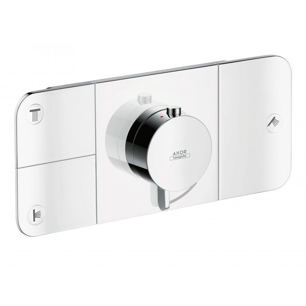 Модуль термостата для 3 потребителей скрытого монтажа AXOR One  45713000