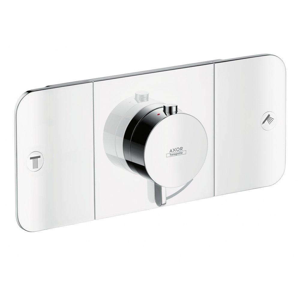 Модуль термостата для 2 потребителей скрытого монтажа AXOR One  45712000