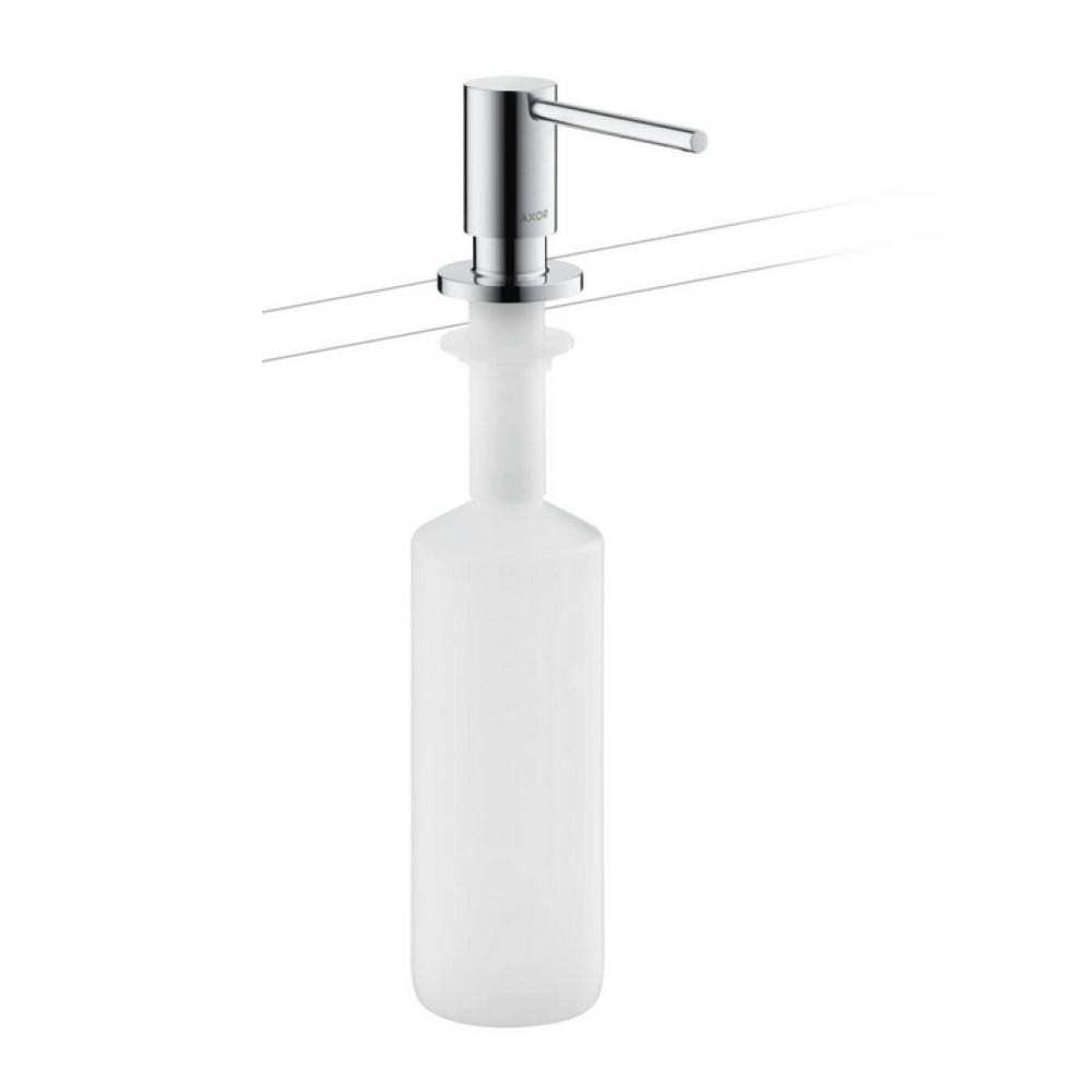 Диспенсер для жидкого мыла на лосьона AXOR Uno  42818000