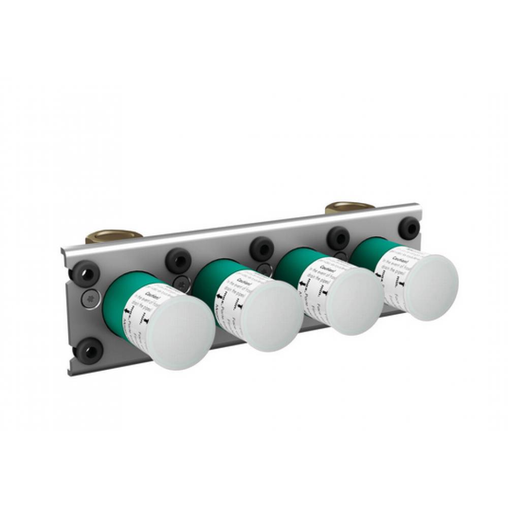 Скрытая часть термостата AXOR для 3 потребителей комбинированного монтажа  45443180