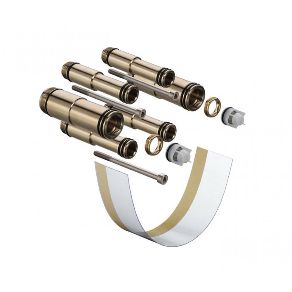 Удлинение 25 мм для скрытой части модуля термостата AXOR One  45790000