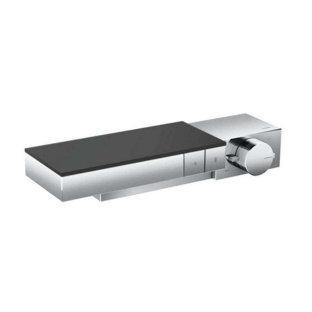 Термостат AXOR Edge для 2 потребителей комбинированного монтажа  46240000