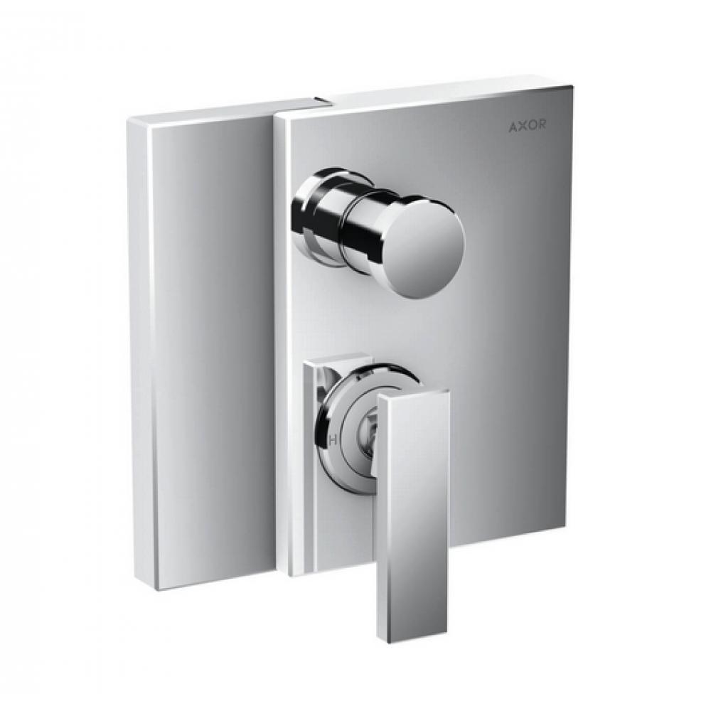 Смеситель для ванны AXOR Edge скрытого монтажа со встроенной защитной комбинацией EN1717  46420000