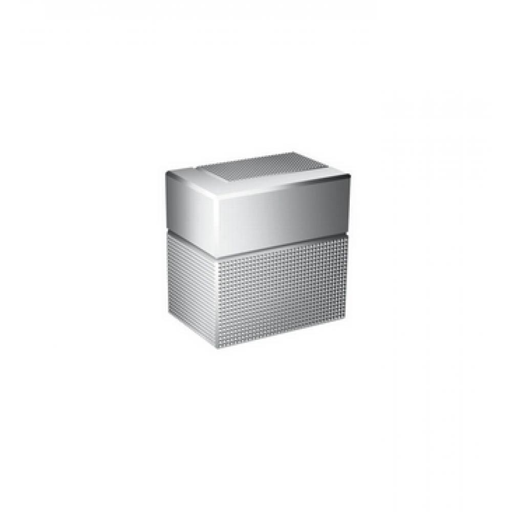 Запорный вентиль скрытого монтажа AXOR Edge с алмазной огранкой  46771000