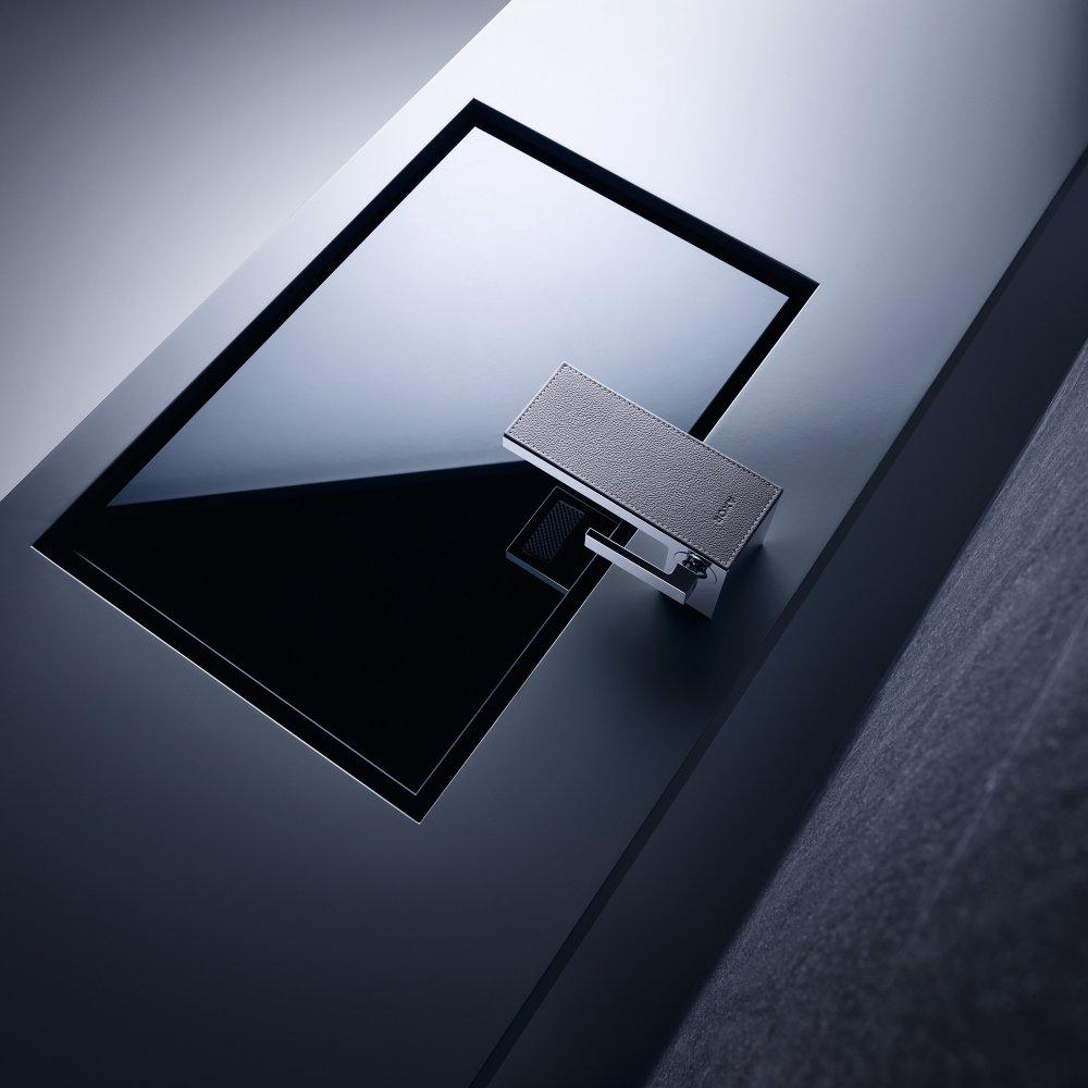 Смеситель для раковины AXOR MyEdition 70 со сливным клапаном Push-Open без панели  47012000