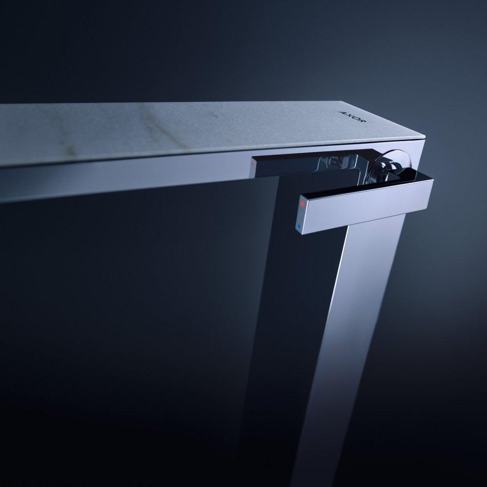 Смеситель для раковины AXOR MyEdition 230 со сливным клапаном Push-Open  47020360