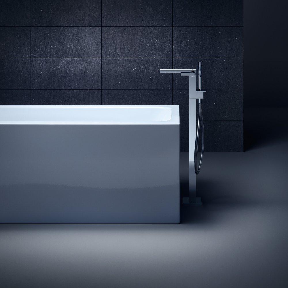 Смеситель для ванны AXOR MyEdition напольный без панели  47442350