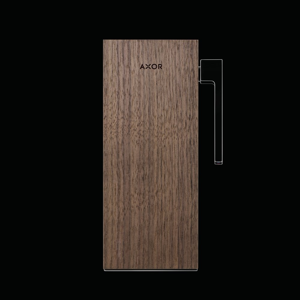 Панель AXOR MyEdition 200 черный орех  47906000