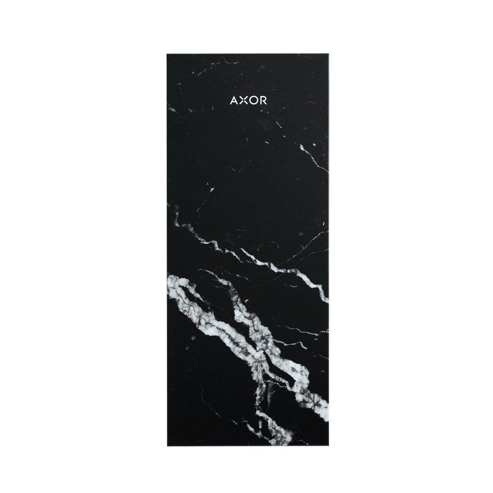 Панель AXOR MyEdition 245 черный мрамор Nero Marquina  47914000