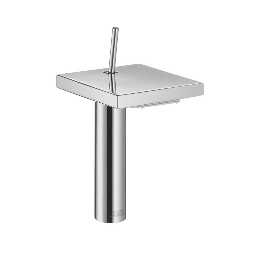 Смеситель AXOR Starck X для раковины с высотой излива 190 мм с незапираемым сливным набором хром  10071000