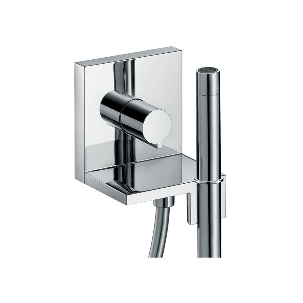Модуль ручного душа AXOR ShowerSolutions с запорным вентилем внешняя часть 1/2  хром  10651000