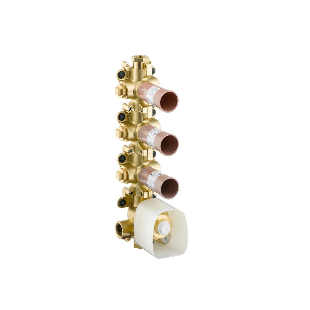 Модуль термостата AXOR ShowerSolutions крытая часть 3/4   10750180