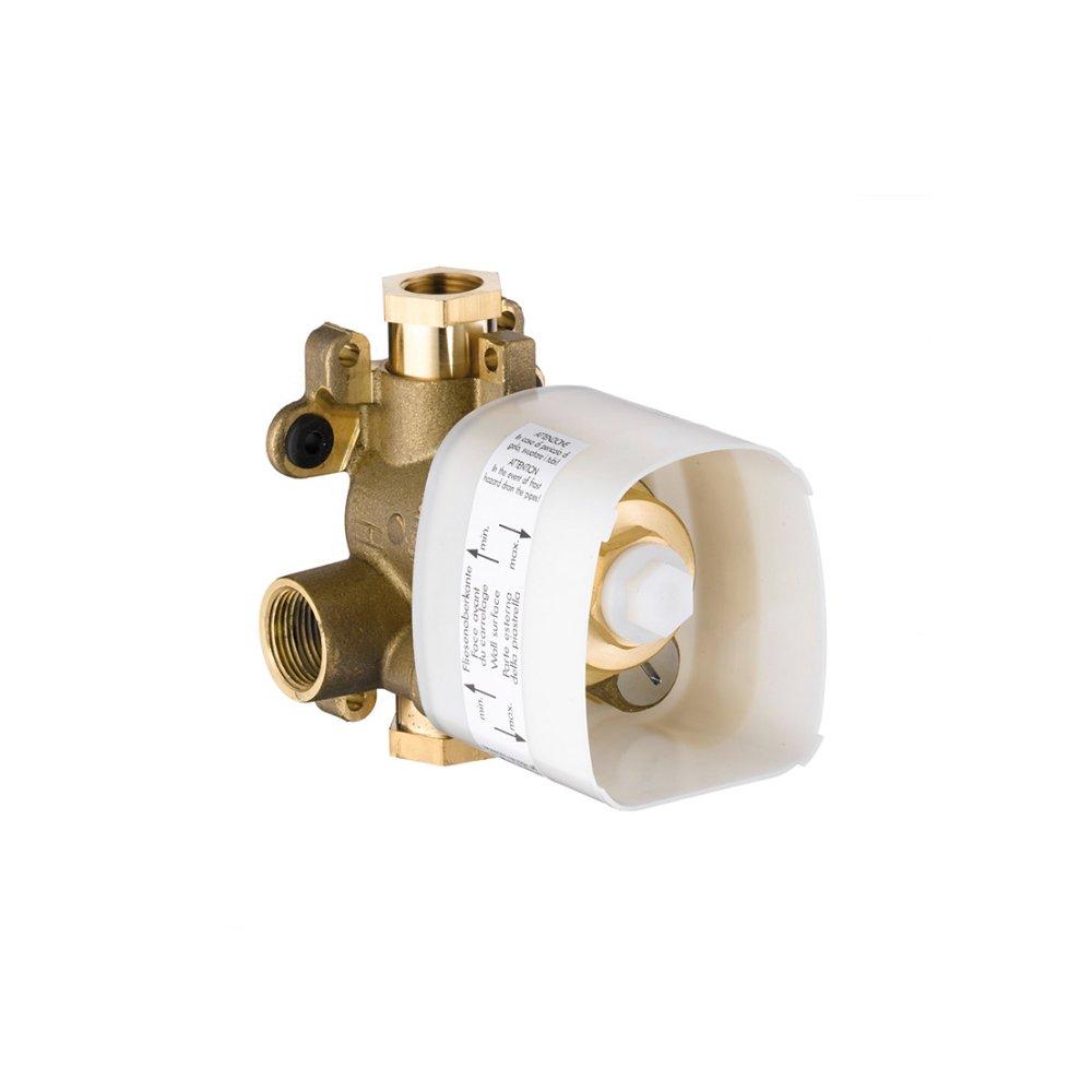 Скрытая часть AXOR ShowerSolutions для термостата 120 мм x 120 мм для скрытого монтажа 3/4   10754180