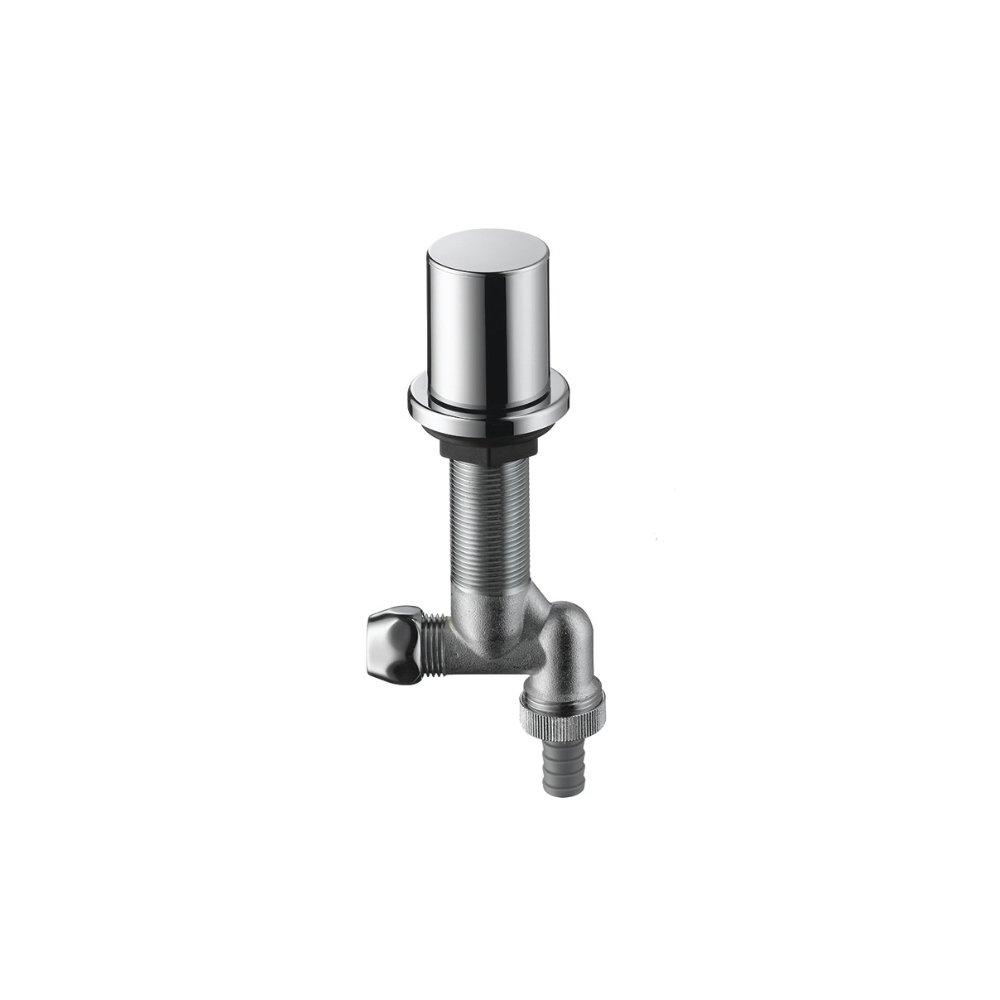 Кухонный запорный вентиль AXOR 1/2  нержавеющая сталь  10823800