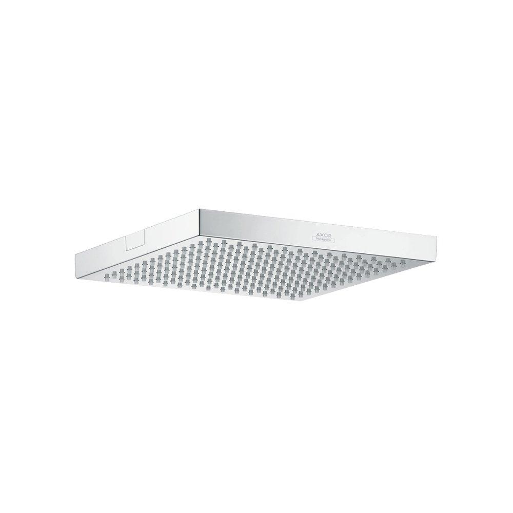 Верхний душ AXOR ShowerSolutions 240 x 240 для скрытого монтажа 1/2  хром  10924000