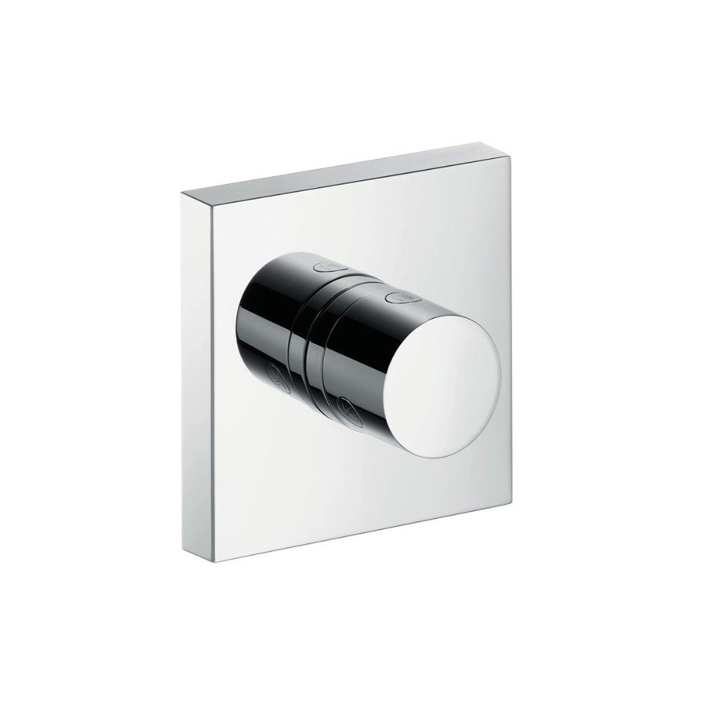 Запорный вентиль переключатель потоков AXOR ShowerSolutions Trio/Quattro размером 120 мм внешняя часть 1/2  хром  10932000
