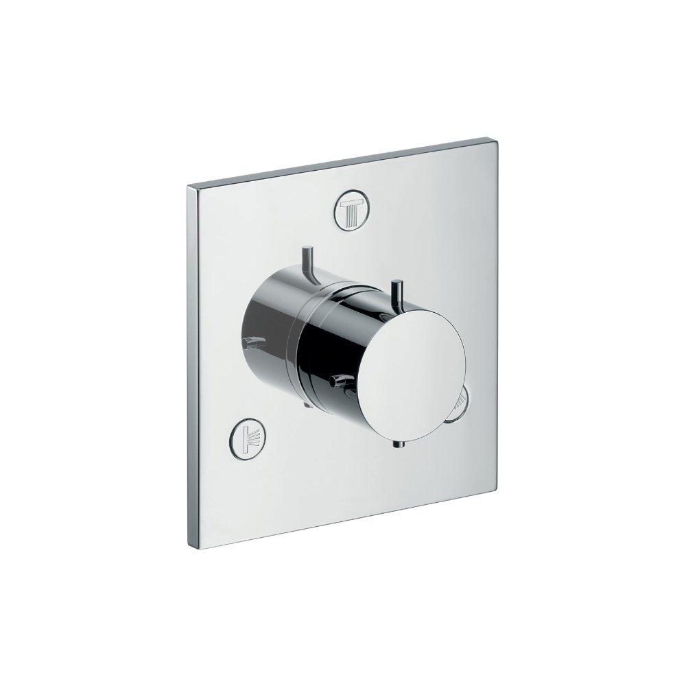 Запорный вентиль переключатель потоков AXOR Starck X Trio/Quattro для скрытого монтажа 3/4  хром  10934000