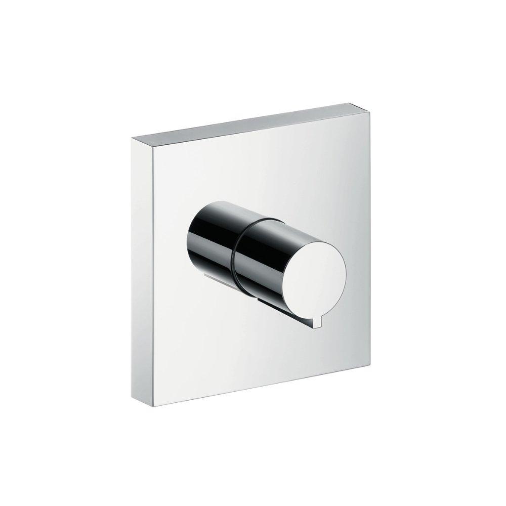 Запорный вентиль AXOR ShowerSolutions для скрытого монтажа 1/2  и 3/4  хром  10972000