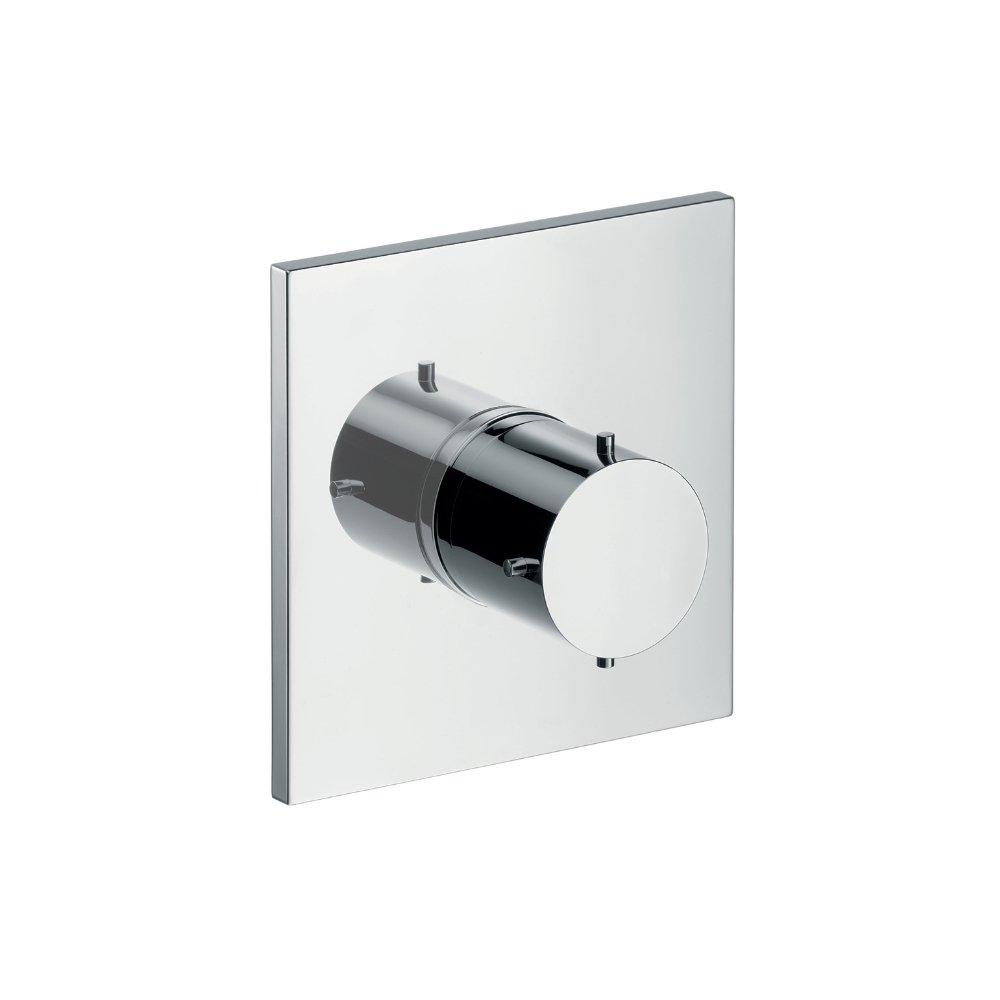 Запорный вентиль AXOR Starck X для скрытого монтажа 1/2  и 3/4  хром  10974000