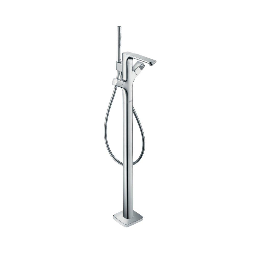 Смеситель для ванны AXOR Urquiola с термостатом напольный 1/2  хром  11422000