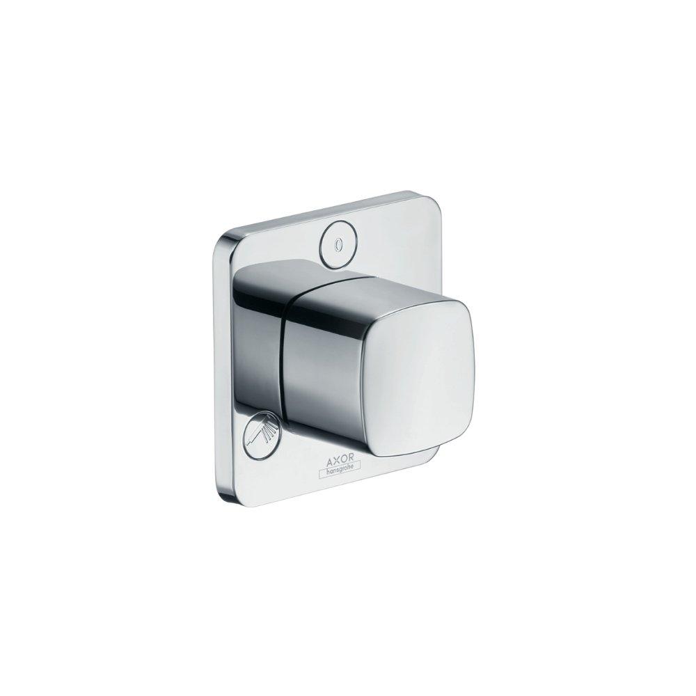 Запорный вентиль переключатель потоков AXOR Urquiola Trio/Quattro для скрытого монтажа 3/4  хром  11925000