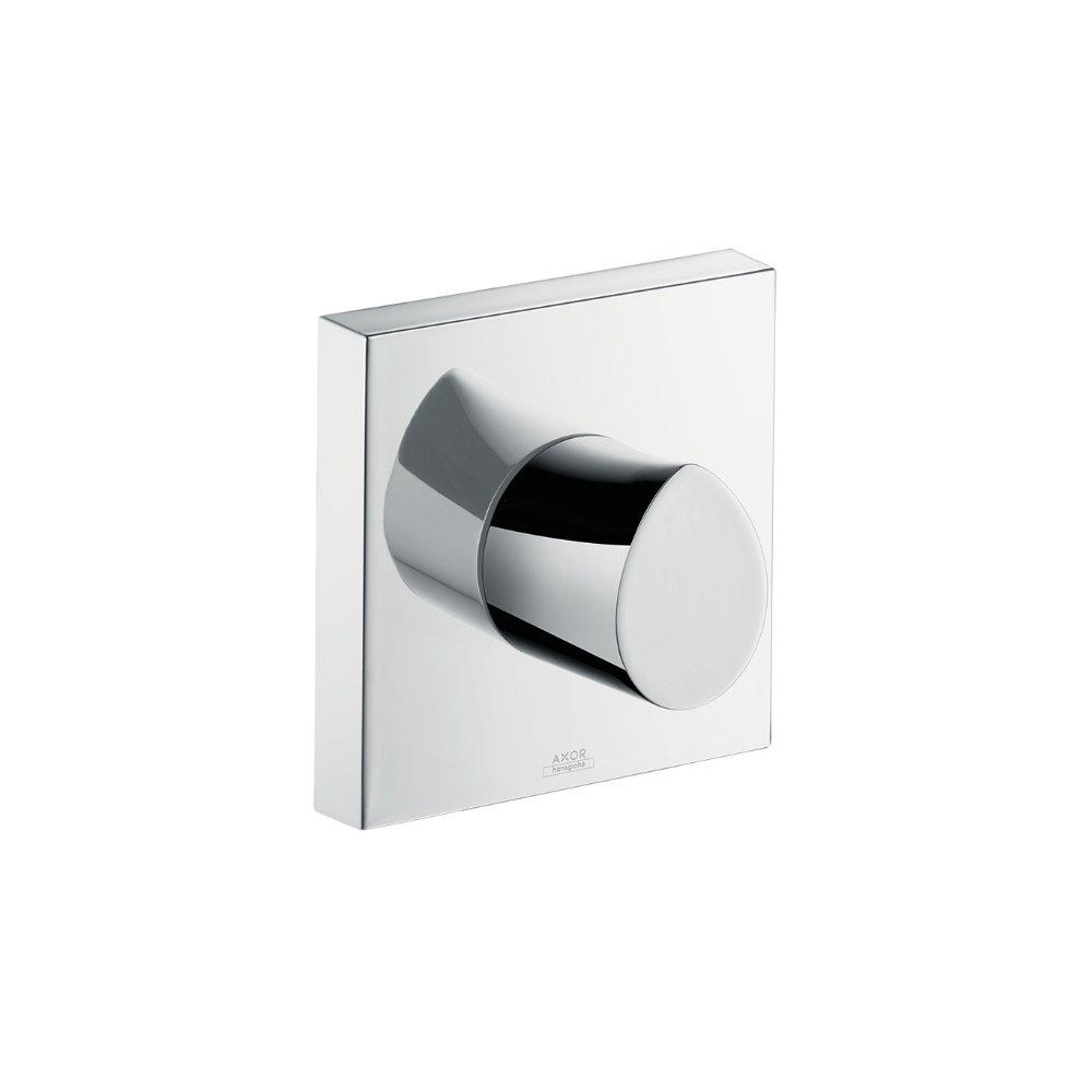 Термостат AXOR Montreux Highflow 59 литров в минуту с рычаговой рукояткой для скрытого монтажа хром  12712000