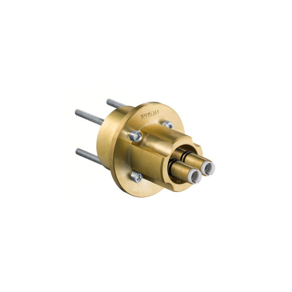 Удлинение AXOR Urquiola для однорычажного настенного смесителя для раковины 28 мм хром  12918000