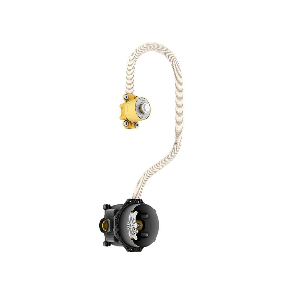 Скрытая часть AXOR для электронного смесителя AXOR настенного монтажа 3/4   16180180