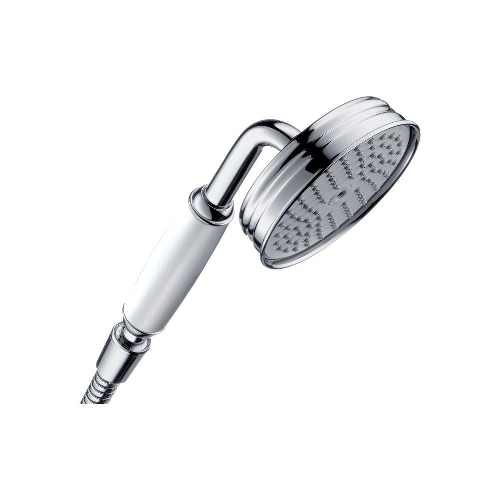 Ручной душ AXOR Montreux с белой рукояткой 1/2  хром  16320000