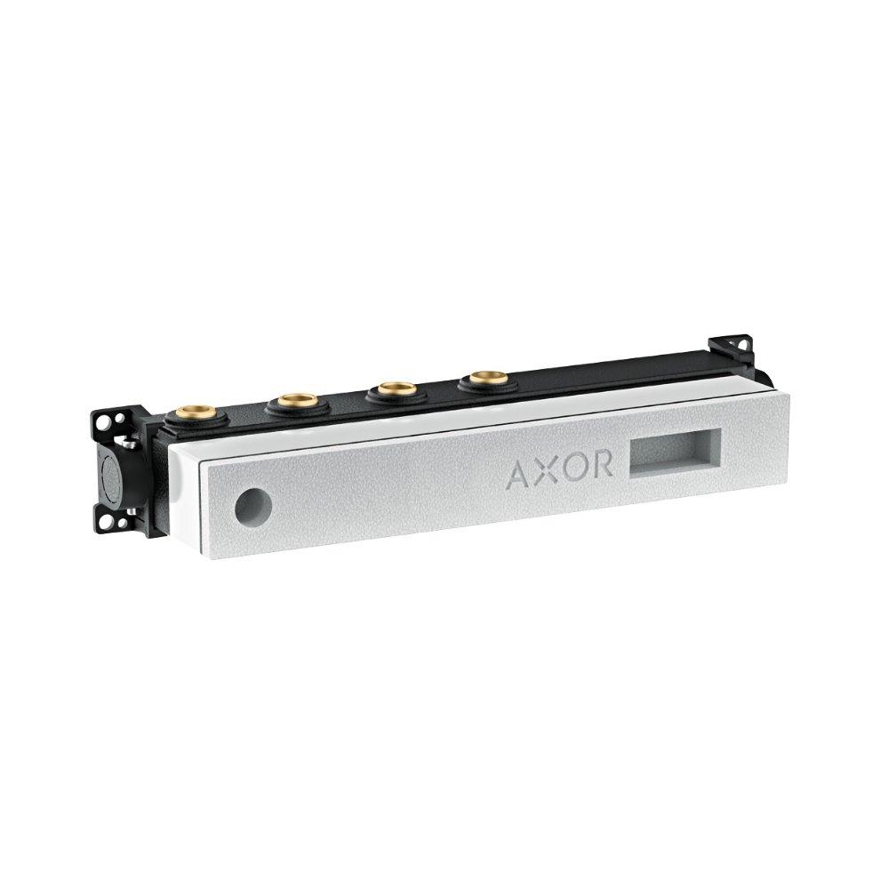 Скрытая часть AXOR для термостата Select для 2 потребителей  18310180