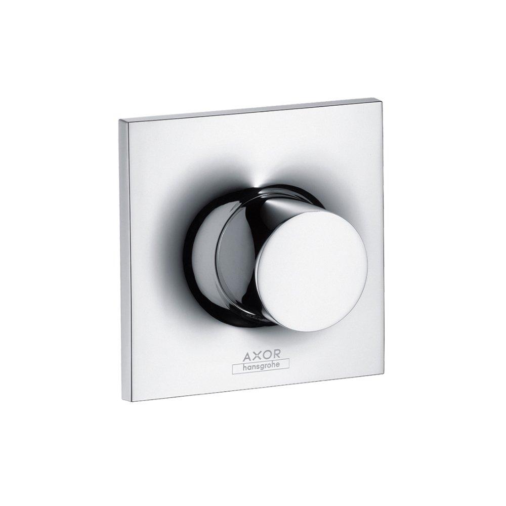 Запорный вентиль переключатель потоков AXOR Massaud Trio/Quattro для скрытого монтажа 3/4  хром  18730000