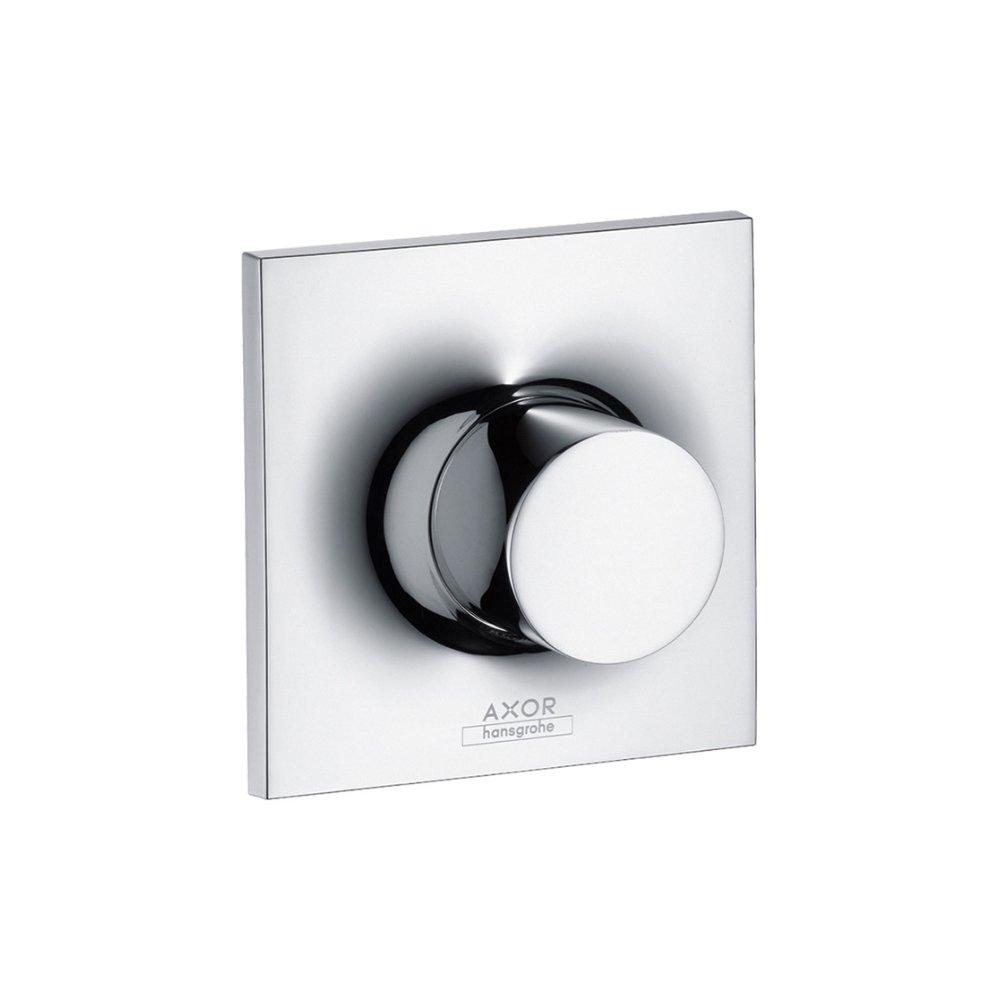 Запорный вентиль AXOR Massaud для скрытого монтажа 1/2  и 3/4  хром  18770000