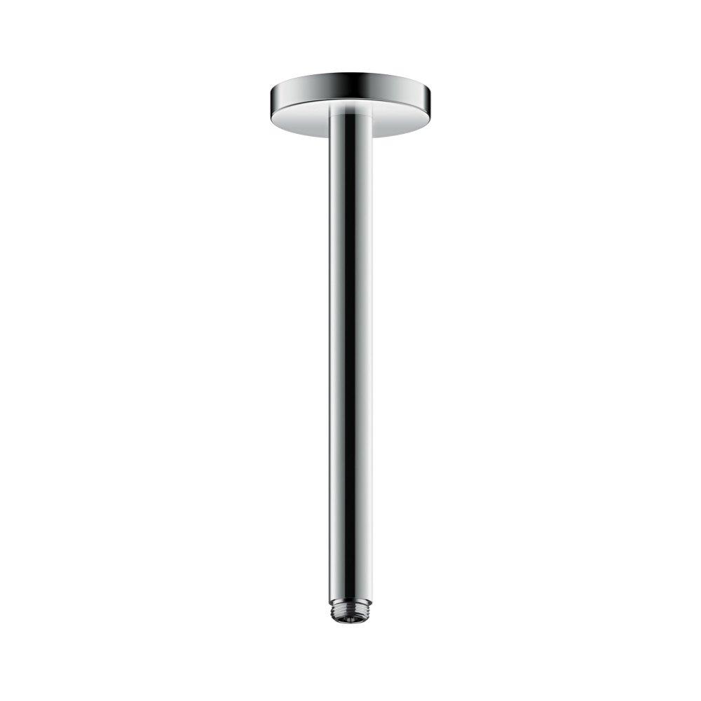 Потолочное подсоединение AXOR ShowerSolutions 300 мм шлифованный никель  26433820