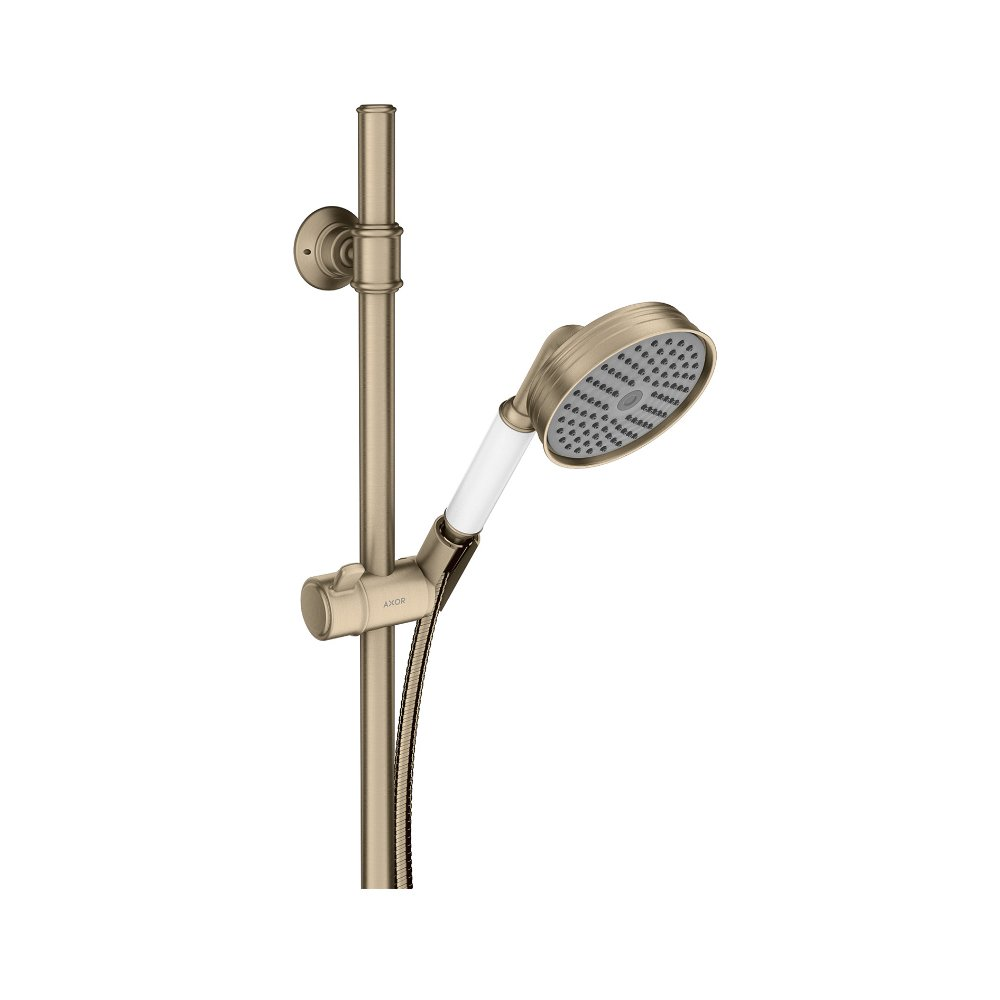Душевой набор AXOR Montreux 1/2  шлифованный никель  27982820
