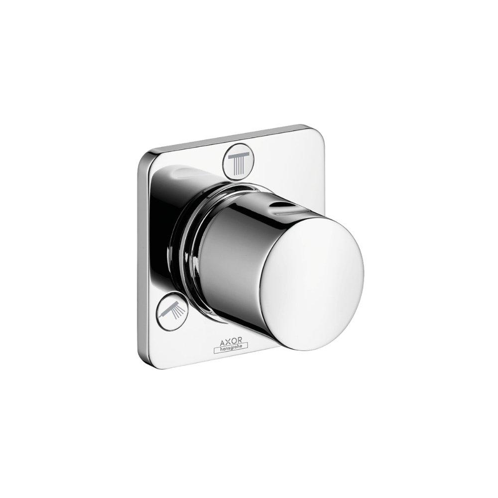 Запорный вентиль переключатель потоков AXOR Citterio M Trio/Quattro для скрытого монтажа 3/4  хром  34920000