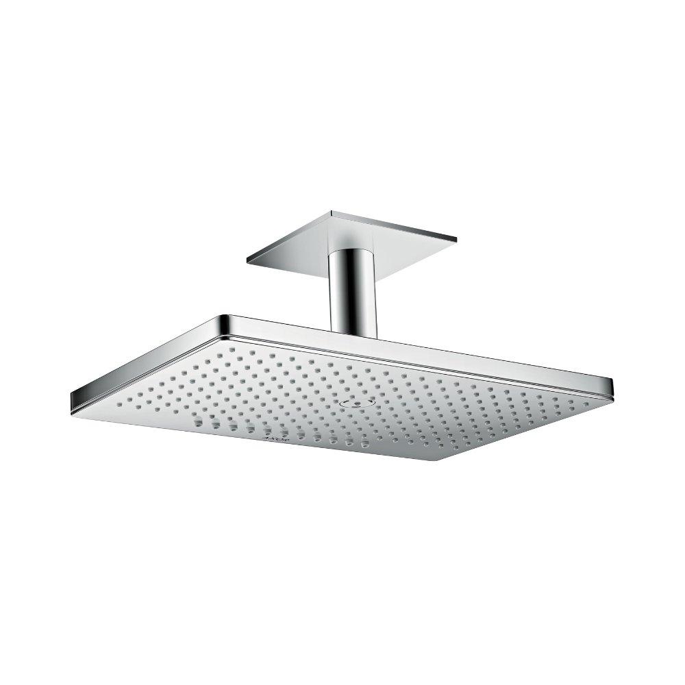 Верхний душ AXOR ShowerSolutions 460 x 300 2jet с потолочным подсоединением хром  35279000
