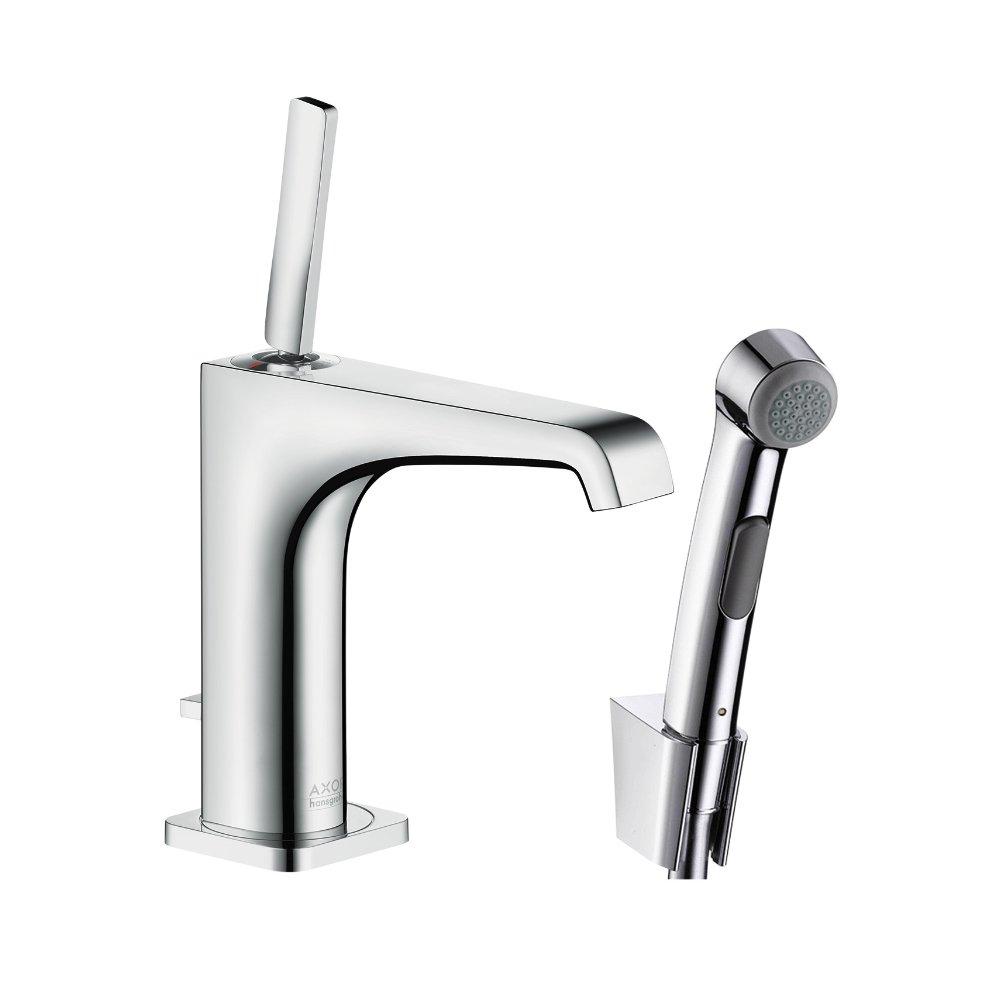Набор для биде AXOR AXOR Citterio E ручной душ 1jet / смеситель для раковины хром  36130000