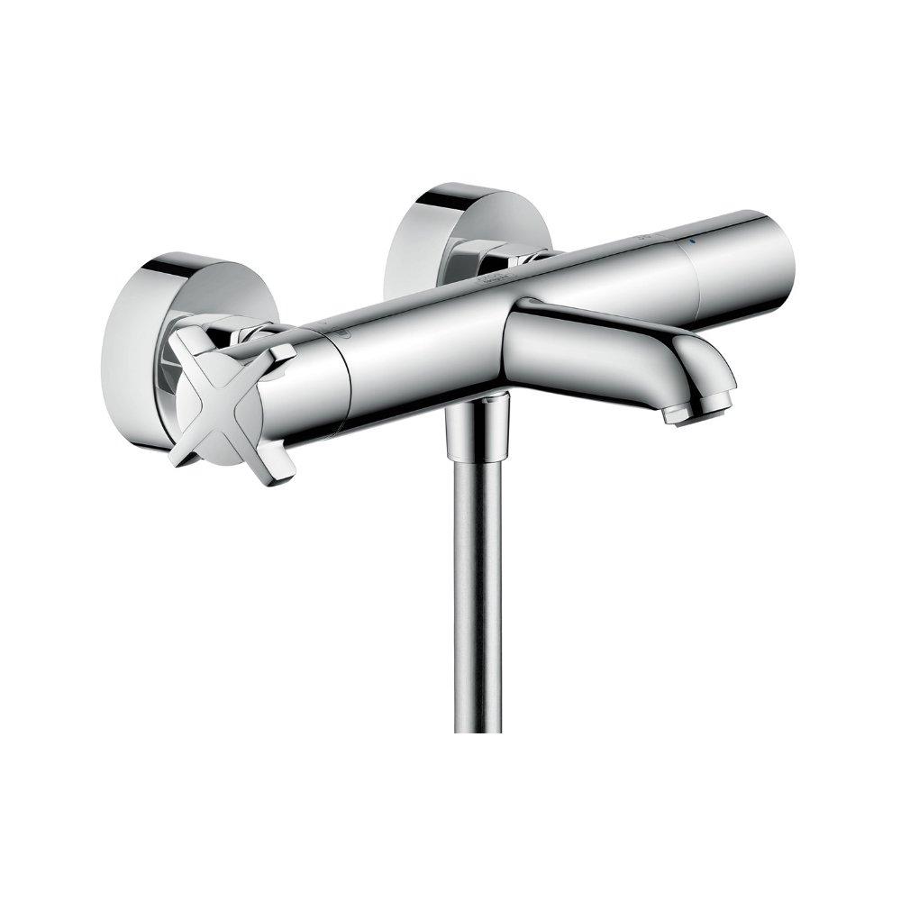 Термостат AXOR Citterio E для ванны на 4 отверстия монтаж на плитку 1/2  хром  36140000