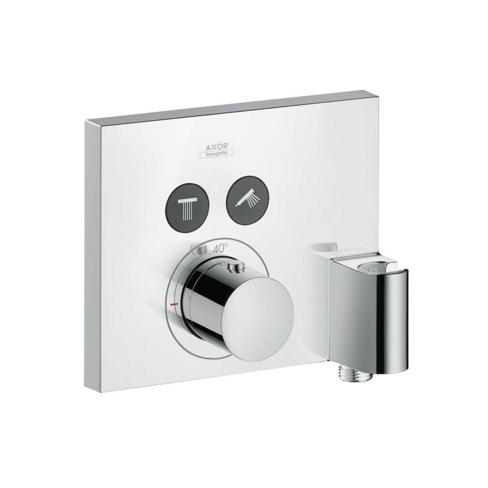 Термостат AXOR ShowerSelect для 2 потребителей для скрытого монтажа хром  36712000