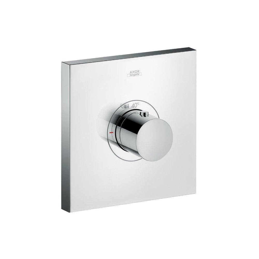 Термостат AXOR ShowerSelect Highflow для скрытого монтажа круглый хром  36718000