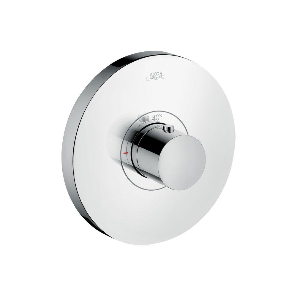 Термостат AXOR ShowerSelect Highflow для скрытого монтажа шлифованный никель круглый  36721000