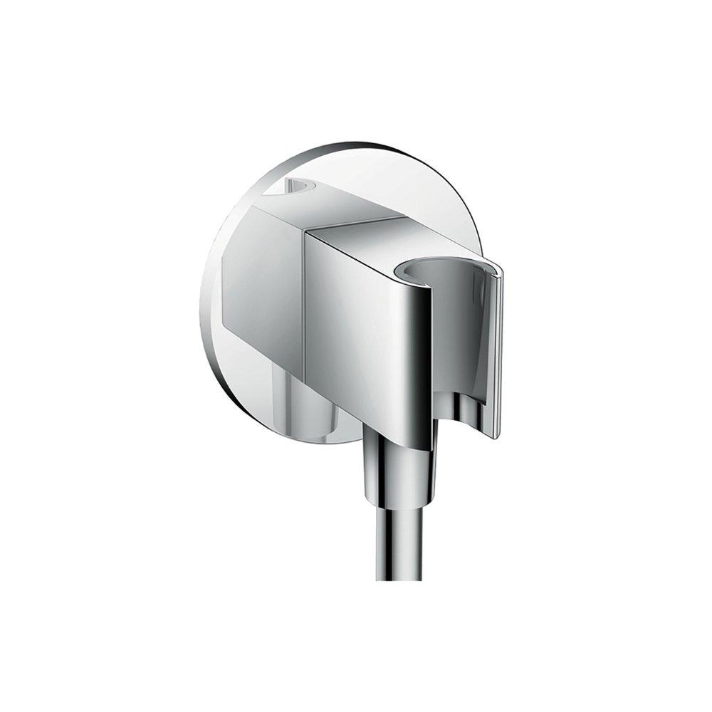 Держатель AXOR ShowerSolutions FixFit Porter круглый хром  36733000