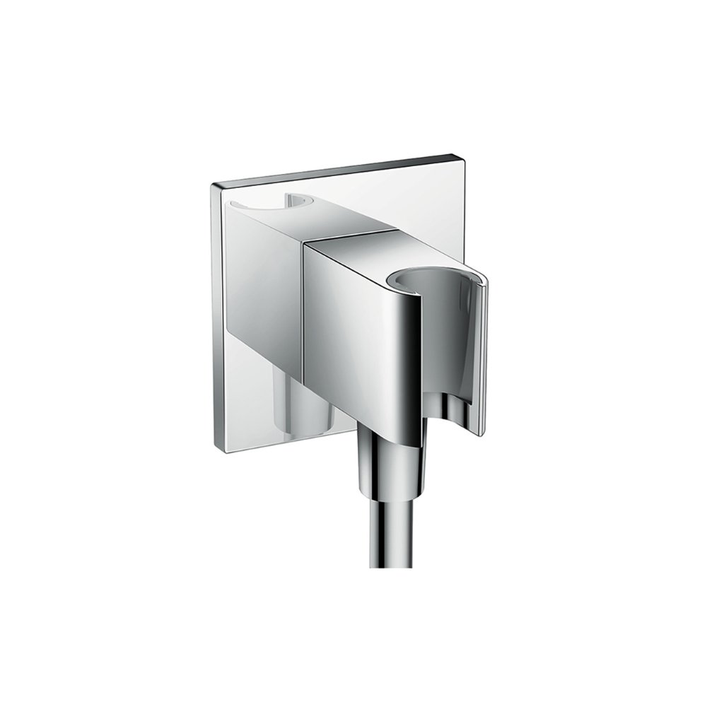 Держатель AXOR ShowerSolutions FixFit Porter квадратный хром  36734000