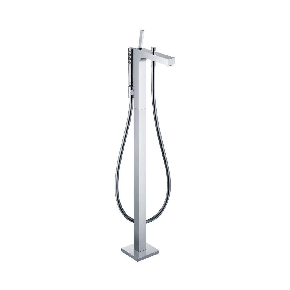 Смеситель для ванны AXOR Citterio напольный 1/2  хром  39451000