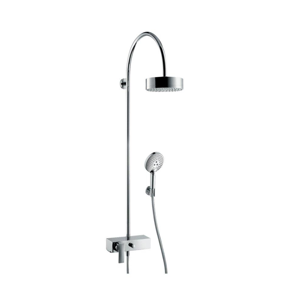 AXOR Citterio Showerpipe с термостатом и верхним душем 1/2  хром  39620000