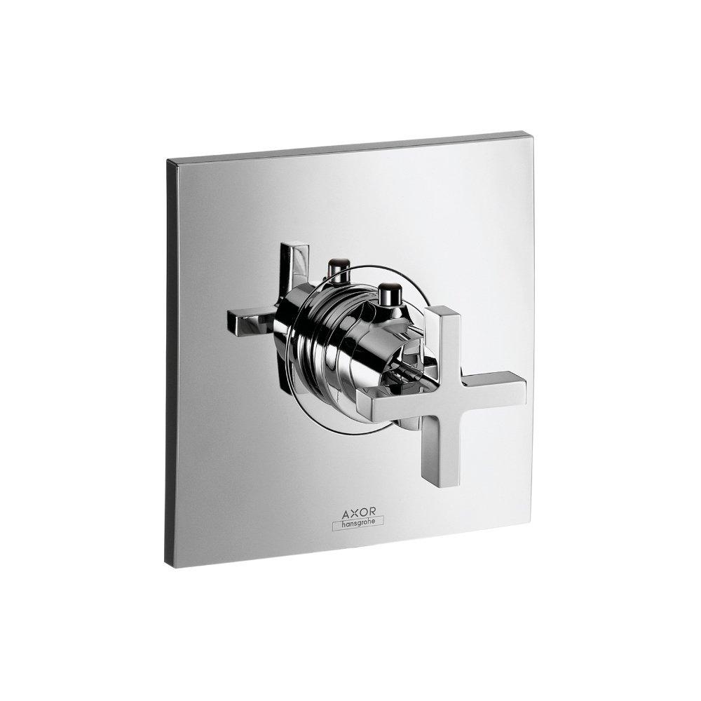 Термостат AXOR Citterio Highflow с рычаговой рукояткой для скрытого монтажа хром  39716000