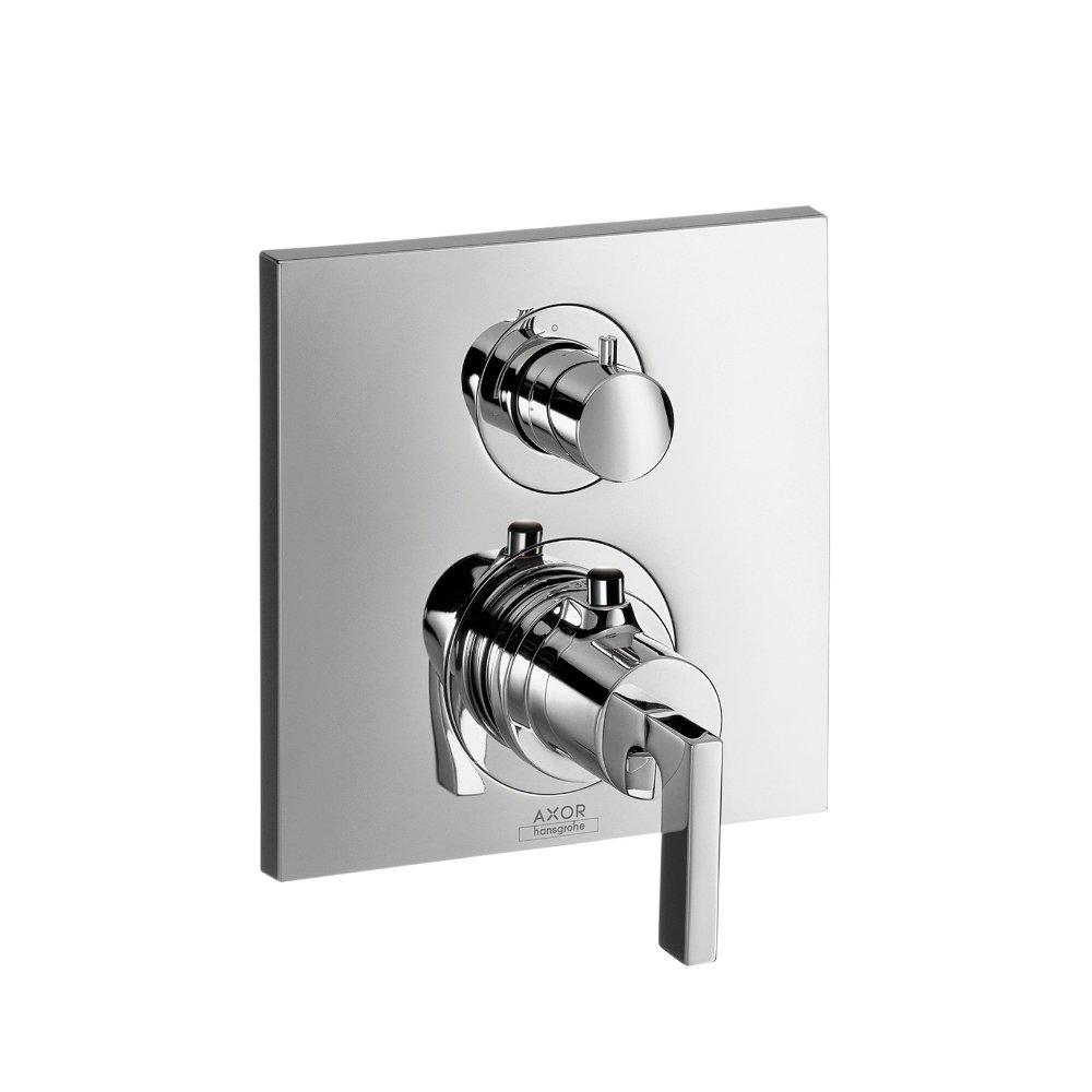 Термостат AXOR Starck запорный вентиль переключатель потоков для скрытого монтажа хром  39720000